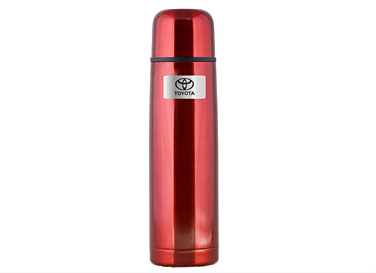 Термос Toyota Slim Thermos Flask, Red