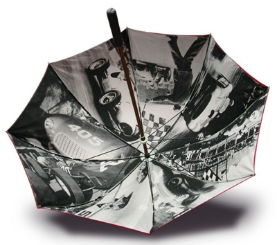 Зонт Ferrari Vintage Umbrella, Red