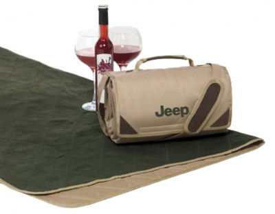 Плед для пикника Jeep Picnic Blanket