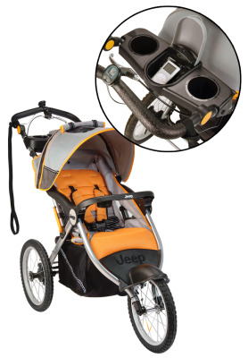 Детская коляска Jeep Overland Limited Jogging Stroller