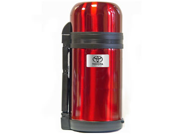 Термос Toyota Thermos Flask, Red