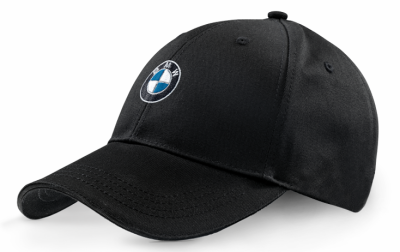 Бейсболка BMW Cap Black