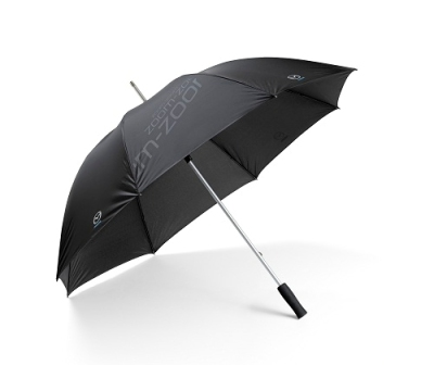 Зонт трость Mazda Stick Umbrella Black