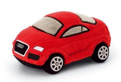 Плюшевый Audi TT small plus car