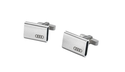 Запонки Audi Stainless steel cufflinks