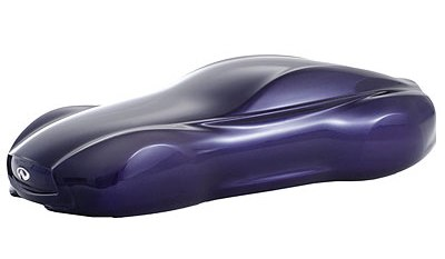 Фигура автомобиля Infiniti Essence Sculpture