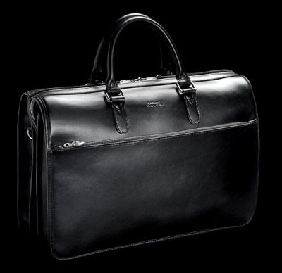 Портфель Range Rover Leather Briefcase
