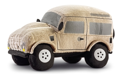 Мягкая игрушка Land Rover Defender Plus Toy