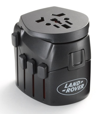 Сетевой адаптер Land Rover Multi-plug Travel Adaptor