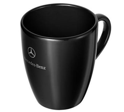 Кружка Mercedes Fan Mug Black