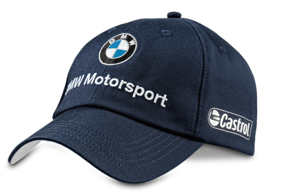 Бейсболка BMW Motorsport Team Cap