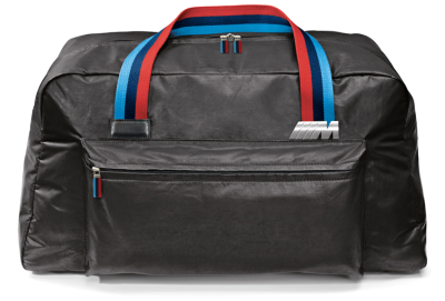 Дорожная сумка BMW M Travel Bag, Black/Anthracite