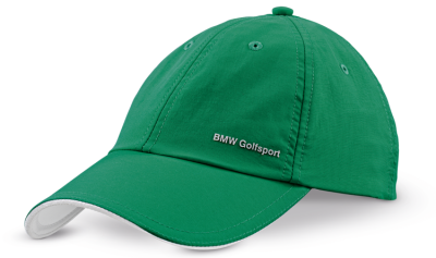 Бейсболка BMW Golfsport Functional Cap Green