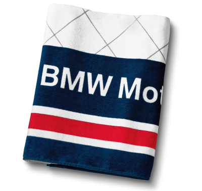 Полотенце BMW Motorsport Towel