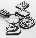 Брелок Mercedes-Benz Motorsport Keyring 2012, артикул B67995975
