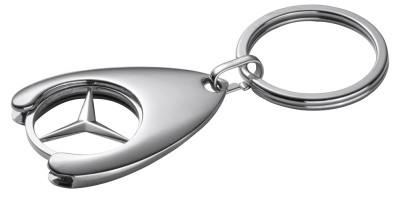 Брелок Mercedes-Benz Smart Metall Keyring