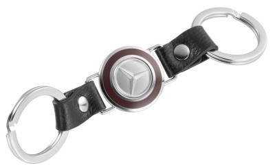 Брелок Mercedes-Benz Key Chains Double Ring