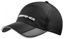 Бейсболка Mercedes-Benz AMG Mens Cap Black