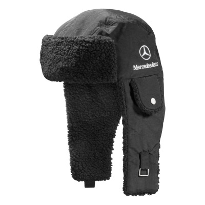 Шапка-ушанка Mercedes Winter Hat Unisex Trucker