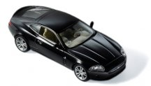 Модель автомобиля Jaguar XK Coupé Diecast, Scale Model 1:24