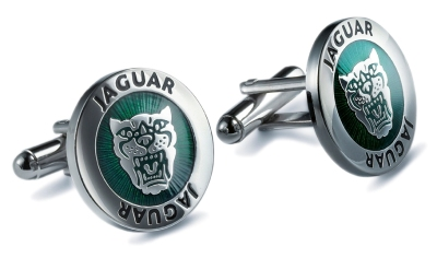 Запонки Jaguar Growler Cufflinks