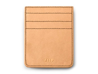 Мини-кошелек Audi Mini purse, Auto Union, beige