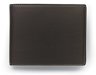 Кожаный бумажник Volkswagen Phaeton Wallet Brown