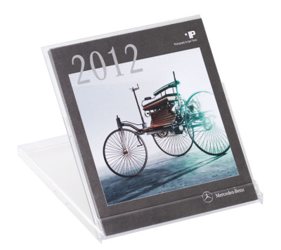 Календарь Mercedes-Benz Desk Calendar 125! Years