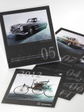 Календарь Mercedes-Benz Desk Calendar 125! Years, артикул B66041468