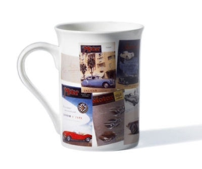 Кружка Jaguar Retro Mug