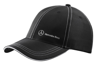 Бейсболка Mercedes-Benz Baseball Cap Black