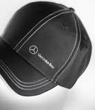 Бейсболка Mercedes-Benz Baseball Cap Black, артикул B66957810