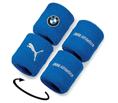 Напульсник BMW Wristband Blue