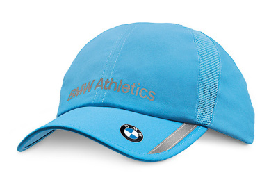 Бейсболка BMW Athletics Cap Light Blue