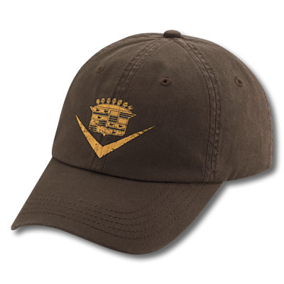 Бейсболка Cadillac Washed Twill Heritage Cap