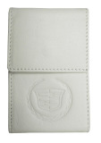Визитница Cadillac Pocket Cards Holder White, артикул WL0099W