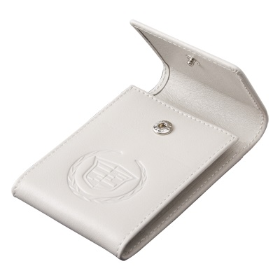 Визитница Cadillac Pocket Cards Holder White