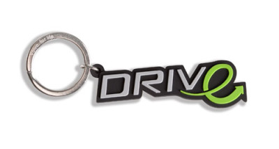 Брелок Volvo DRIVe rubber key ring