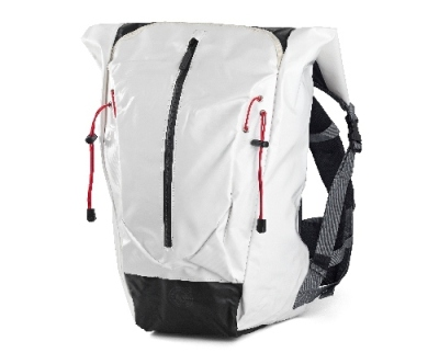 Непромокаемый рюкзак Volvo Waterproof backpack with Iron Mark White