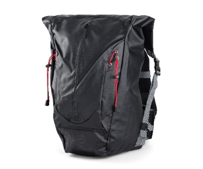 Непромокаемый рюкзак Volvo Waterproof backpack with Iron Mark Black