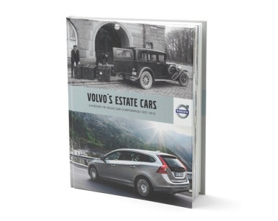История Volvo History Book 2012 Englis version