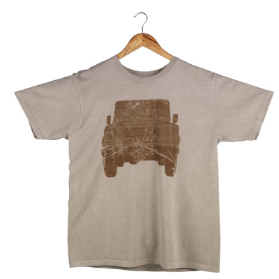 Футболка Land Rover Beyond Cool T-Shirt