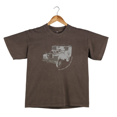 Футболка Land Rover So Many Roads T-Shirt