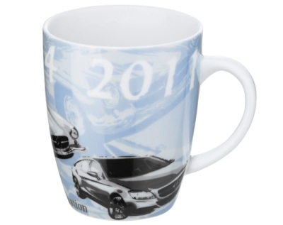 Кружка Mercedes-Benz Mug 125! Years Innovation