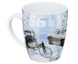 Кружка Mercedes-Benz Mug 125! Years Innovation, артикул B66041421