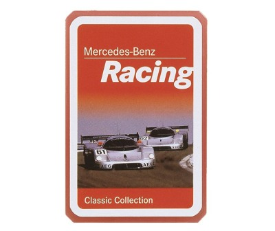 Карточная игра Mercedes-Benz Racing Card Game