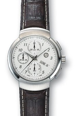 Хронограф Mercedes-Benz Vintage Star White Chronograp Watch