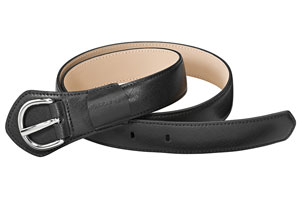 Женский ремень Mercedes-Benz Women's Belt Black