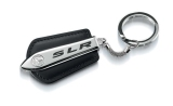 Брелок Mercedes-Benz SLR Leather Keyring, артикул B66957256