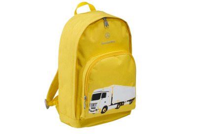 Детский рюкзак Mercedes-Benz kid's Backpack Yellow